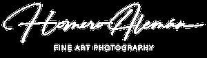 Homero Alemán Photography Logo