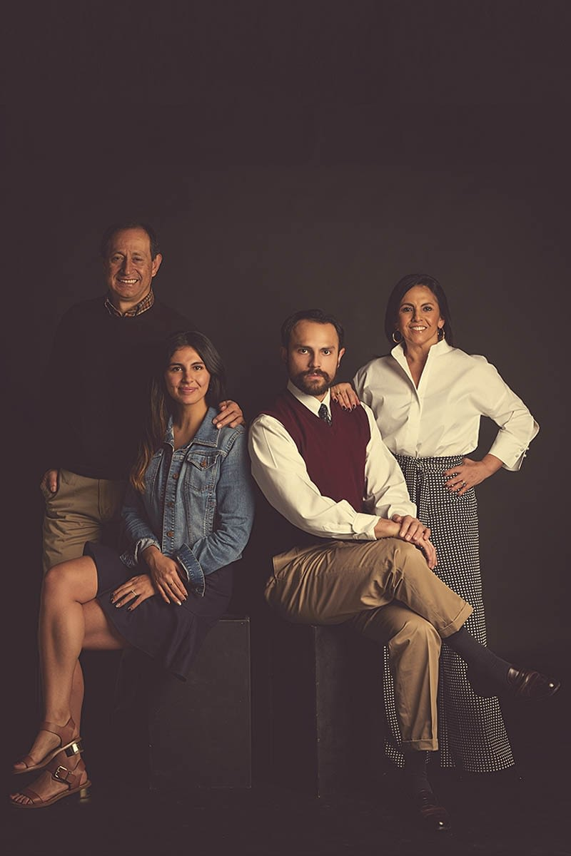 FAMILY PORTRAITS- Homero Aleman photography- Retratos familia