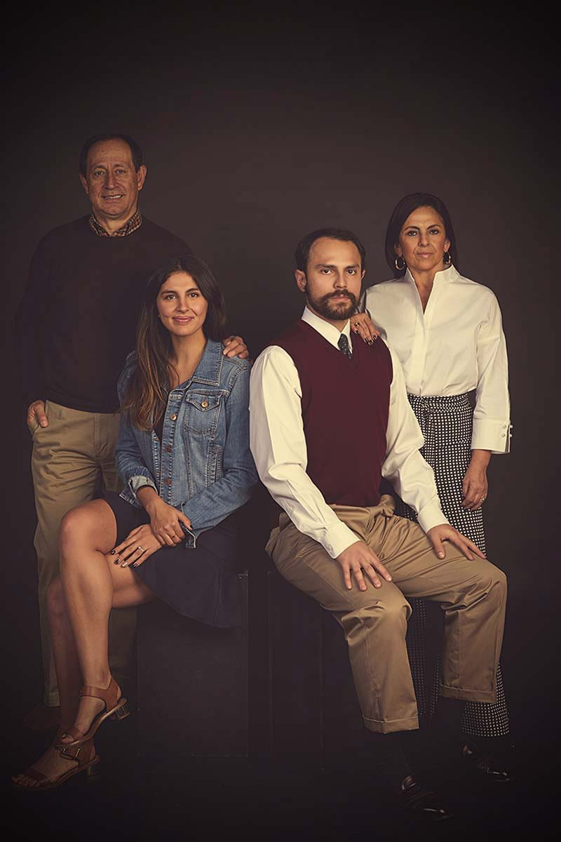 FAMILY PORTRAITS BY HOMERO ALEMAN 497